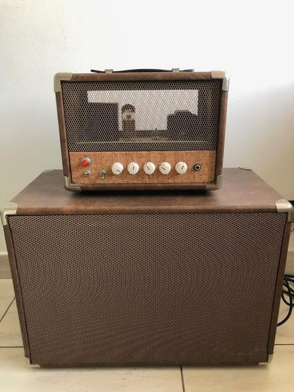 Amplificador Viralata Gato Preto Classics N Marhsall Fender