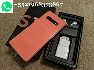Samsung Galaxy S10 Plus 128gb Preto Tela 6.4 Anatel Nota Fis