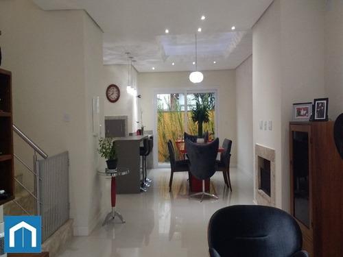 Imagem 1 de 30 de Casa 3 Dormitórios Com Suíte E Closed No Jardins Do Prado, Bairro Hípica, Zona Sul - Ca00017 - 33542583