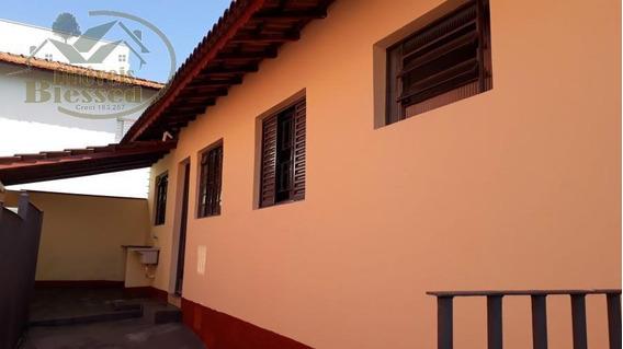 Casa Para Locação Em Atibaia, Jardim Tapajos, 2 Dormitórios, 1 Banheiro, 1 Vaga - 0074fds
