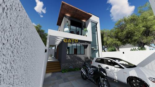 Casa Para Venda Em Cajamar, Portais (polvilho), 3 Dormitórios, 1 Suíte, 2 Banheiros, 2 Vagas - 20951_1-1756864