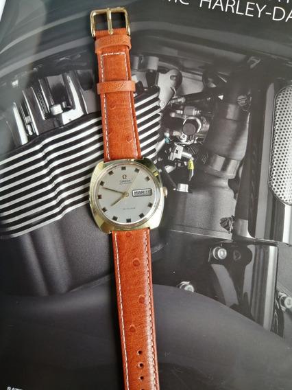 Reloj Automatico Omega Deville Funciona Perfectamente Bien