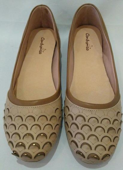 Sapatilha Sapato Contramão Trigo 2422951