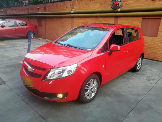 Chevrolet Sail Hatchback Ltz 1.4