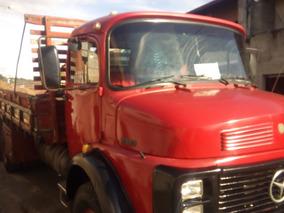 Mercedes-benz Mb 1313 Truck Carroceria Ano1983 Leia Anuncio