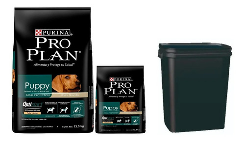 Pro Plan Cachorro Raza Grande 15k +contenedor + Envio Gratis