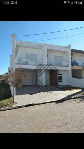 Sobrado À Venda, 269 M² Por R$ 850.000,00 - Condominio Villa Suiça - Sorocaba/sp - So4586