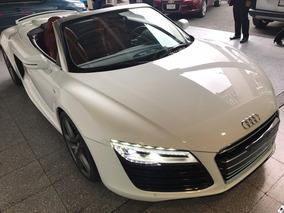 Audi R8 5.2l Spyder V10 . At