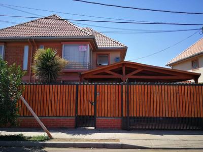 Hermosa Casa Dos Pisos Modelo Calafquen En Villa Altos De Qu
