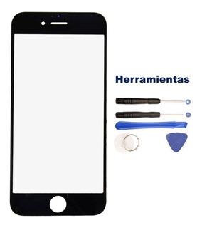 iPhone 6s 6 6g Cristal Touch Digitalizador Pantalla Kit Negr