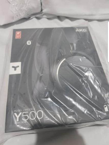 Fone Bluetooth Akg Y500 Zero