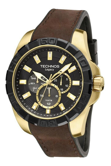 Relógio Technos Masculino Cronógrafo 6p29ail/8d