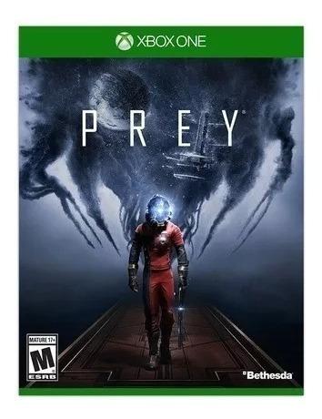 Prey (mídia Física 100% Em Portugues) - Xbox One (novo)