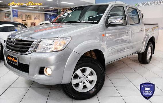 Toyota Hilux 2.7 Cd Sr 4x2 Flex