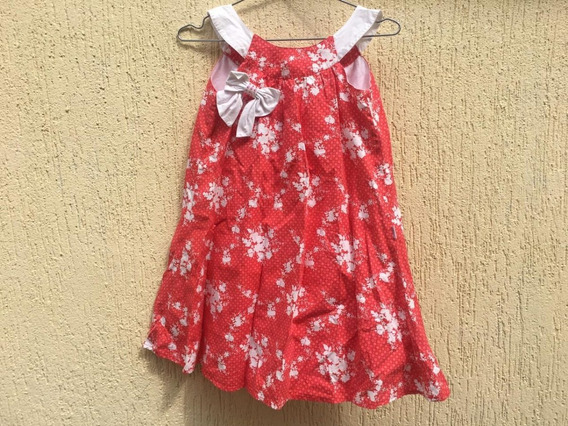 Vestido Feminino Tamanho 10 Vermelho