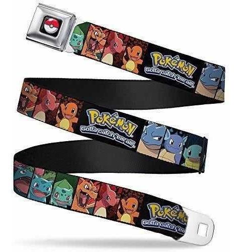 Cinturón Pokemon Original
