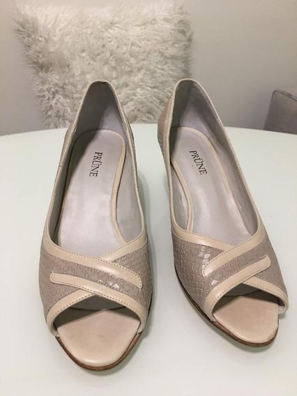 Zapatos Prune - Excelente Estado