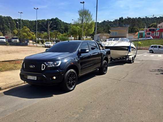Ford Ranger Black 3.2 Diesel Urban Black Concept