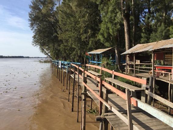 Propiedad En Venta Frente Al Rio Paraná- Escobar