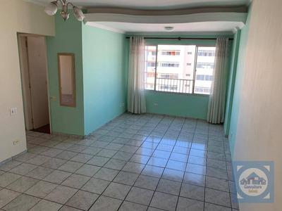 Apartamento Com 2 Dormitórios À Venda, 118 M² Por R$ 380.000 - Marapé - Santos/sp - Ap3836