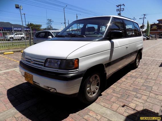 Mazda Mpv 3.0cc At Aa 4x2