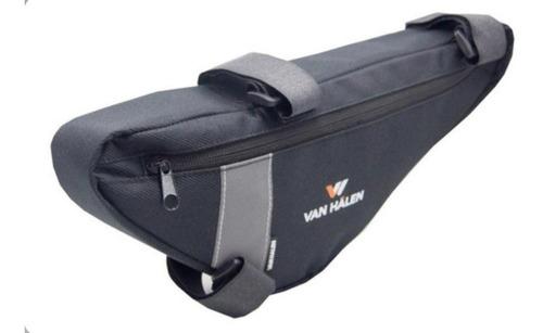 Imagen 1 de 2 de Bolso Van Halen - Frame Bag - Para Cuadro Bicicleta Van101
