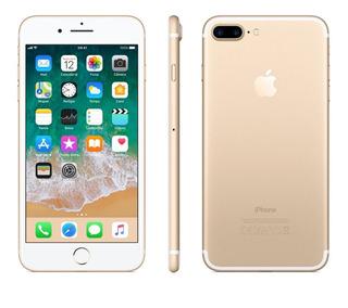iPhone 7 Plus 128gb Dourado ( Lacrado E Com Nota Fiscal )