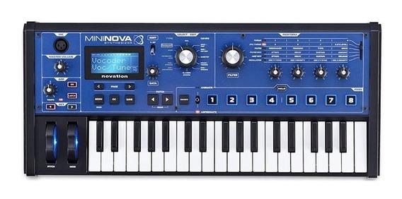 Teclado Sintetizador Novation Mininova - Tc0029