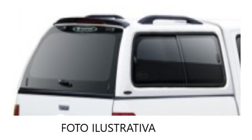 Cupula Carryboy Original Nissan Frontier Np300 New 2016/2019