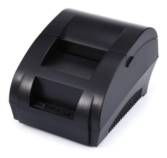 Impressora Térmica Slim 58mm Usb Pelegrin