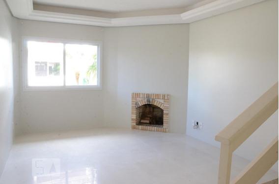 Casa Para Aluguel - Estância Velha, 3 Quartos, 140 - 893039483
