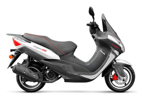 Moto Scooter Zanella Styler Cruiser 150 + Baul 45 Litros