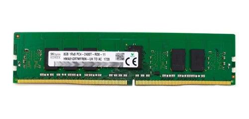 Imagem 1 de 3 de Memória Dell 8gb Ddr4 2400 Ecc Rdimm R430 R630 R730 T430