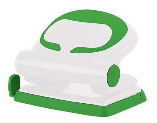 Perforadora Mediana 20 Hojas Deli E0113