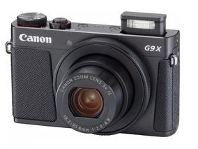 Câmera Canon G9x Mark Ii / 20.1mp / Wifi Com Caixa Estanque