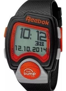 Reloj Hombre Reebok Sumergible Caucho Pump Pl