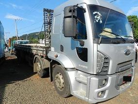Cargo 2429 8x2 2013 4 Eixos Carroceira Carga Seca