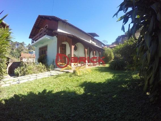 Aluguel De Casa Para Temporada Em Teresópolis. - Ca01075 - 34205916