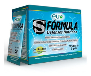 S Formula Defenses Nutrition - Unidad a $1267