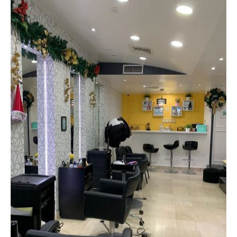 Vendo Salon De Belleza En Piantini