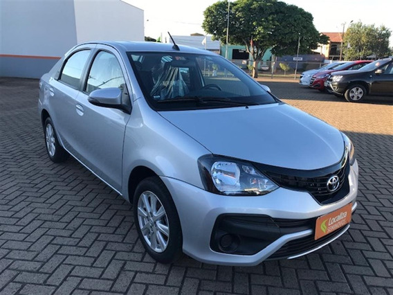 Toyota Etios 1.5 X Plus 16v Flex 4p Manual