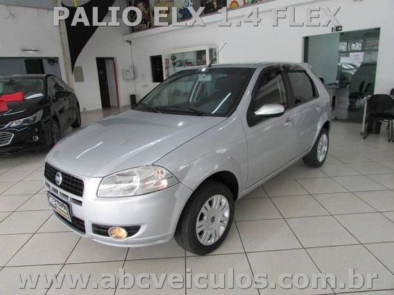 Fiat Palio 1.4 Mpi Elx 8v Flex 4p Manual