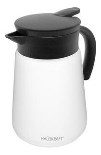 Garrafa Térmica Branca 0,8l Chá Café Leite Água Quente