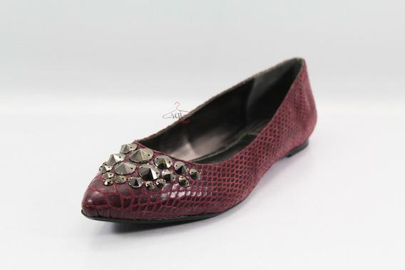 Zapatos Bajos Falchi By Falchi P/mujer Como Nuevos 6usa