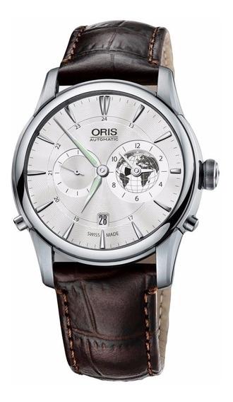 Reloj Oris Greenwich Mean Time Limited Edition 69076904081