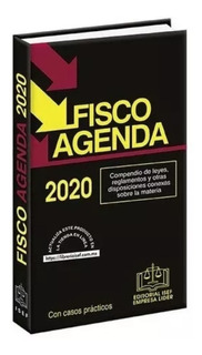 Fisco Agenda 2020 Efraín Lechuga Santillán Ediciones Isef