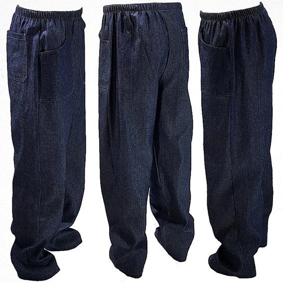 Pantalón Náutico De Jean Linco Safety And Comfort