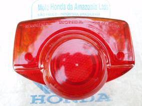 Lente Lanterna Cg Bolinha Ml 76 À 82 Honda Indús. Bras