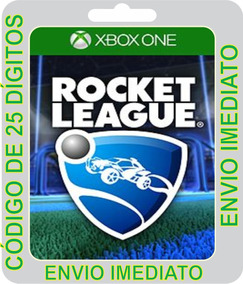 Rocket League - Xbox One - Código De 25 Dígitos