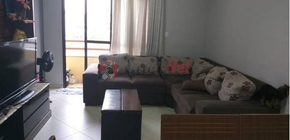 Apartamento No Bairro Fundação, São Caetano Do Sul, 3 Dormitórios, 2 Vagas, 96 M2. - 5382